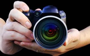 カメラとカメラマン