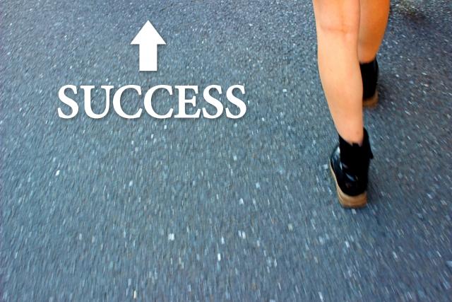 女性の成功
