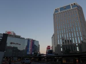 神奈川県の横浜駅前